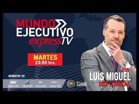Mundo Ejecutivo Express TV 18 de julio de 2017 ::: BIZLAC, LICORES VERACRUZ, EL TAJÍN :::