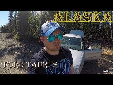 Alaska!!! Ford Taurus аналог Ford Mondeo. Обзор!!!