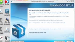 Como baixar e instalar Ashampoo Burning Studio 2015 (Crackeiado e Ativado)