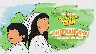 Video Oh Senangnya - Koki - Koki Cilik feat. Romaria (OST Koki - Koki Cilik) download MP3, 3GP, MP4, WEBM, AVI, FLV Oktober 2019