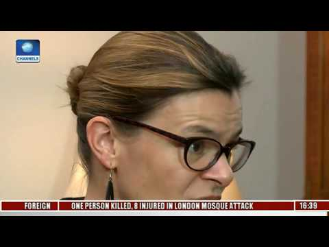 View From The Top Host UK Deputy High Commissioner To Nigeria 'Laure Beaufils' Pt. 2