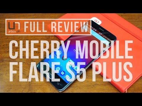 Cherry Mobile Flare S5 Plus Full Review