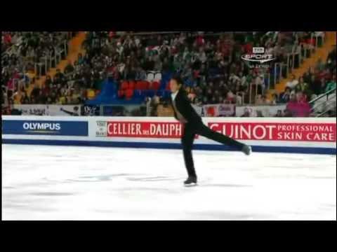 Patrick CHAN, free program (World Championships Moscow 2011)