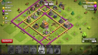 Clash of Clans : New clan anyone can join limit after 3hour closed war always