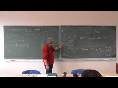 Introduction to Loop Quantum Gravity - Lecture 7: Quanta of Space, spin networks and discreteness