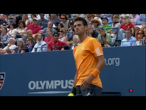 17 - Djokovic vs Federer - USO 2009 SF- Full match