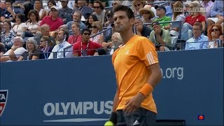 17 - Djokovic vs Federer - USO 2009 SF- Full match