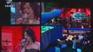 Sebnem Ferah@ZAGA  Mayin Tarlasi Live Performans