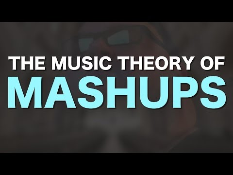 The music theory of mashups