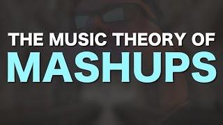The music theory of mashups