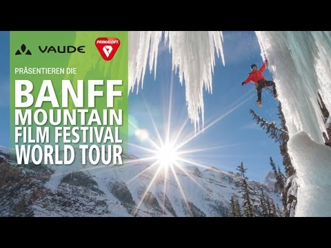 Banff Mountain Film Festival World Tour 2015 (Germany, Austria, Switzerland and Netherlands)