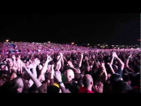 Red Hot Chili Peppers live in Beirut 2012 - Recap