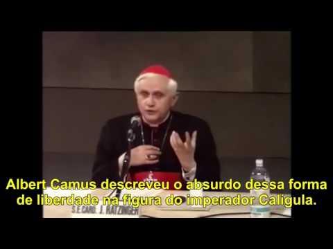 """Cardeal Ratzinger - A Reforma que Precisamos (""""A Lua é só mais um pedaço de Terra"""")"""