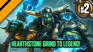 Video Hearthstone Grind to Legend! P2 download MP3, 3GP, MP4, WEBM, AVI, FLV Desember 2017
