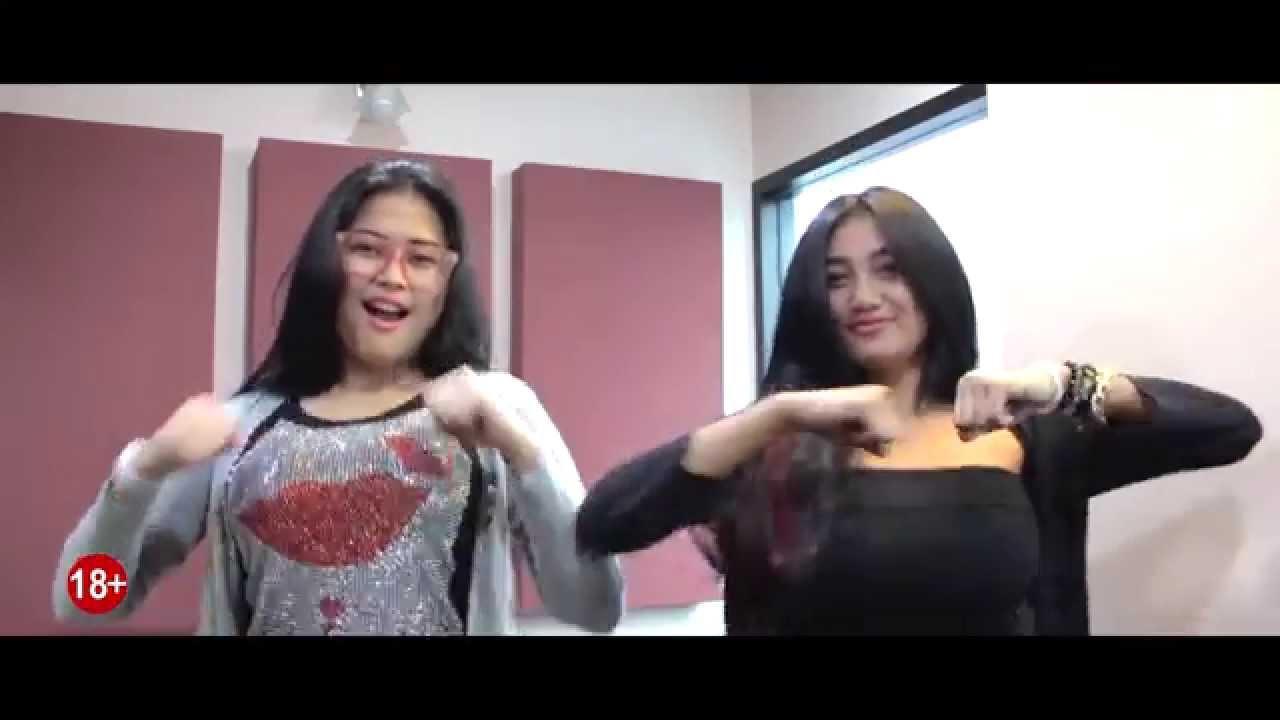 Tutorial Goyang Dribble Duo Serigala di Hitz Kalong - YouTube