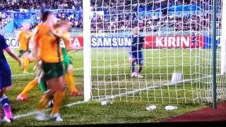 AFC女子アジアカップ 決勝 なでしこ ジャパン vs オーストラリア 2014...