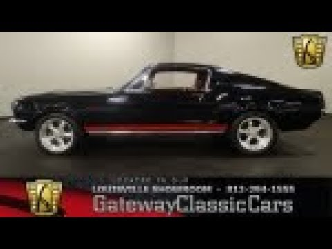 1967 Ford Mustang fastback GTA - Louisville - Stock #1784