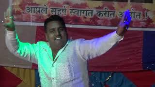 गाण वाजू दया विनायक शिंदे| Gaan Vaju dya dance by vinayak shinde
