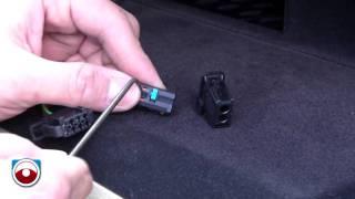 2005 - 2009 Audi A6 iPod AUX USB Adapter Install Dension GW51MO2 Spec.dock AUDIC6V2i Part 2 of 5