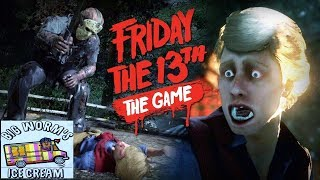 Friday the 13th Level 64 PS4 game play