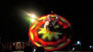 Traditional spinning dance in Dubai