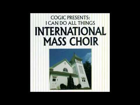 God Is Not Through With Me Yet (1979) - COGIC International Mass Choir