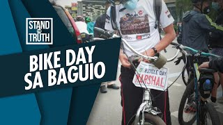Stand for Truth: Baguio City, may 'Bike Day' na!