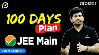 preparation strategy for jee main