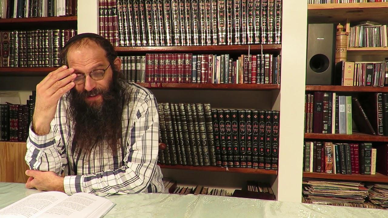 הרב נתן אופנר | מסילת ישרים זהירות (2)