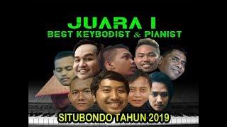 Kharismatik...!!! Juara 1 Keybodist And Pianist SITUBONDO 2019