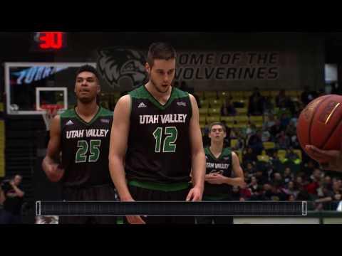 UVU: Mens Basketball vs. New Mexico State University