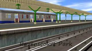 London Underground on Trainz 2006-The District line-Earl
