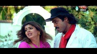 Sarada Bullodu Full Length Telugu Movie || Venkatesh Movies || DVD Rip..