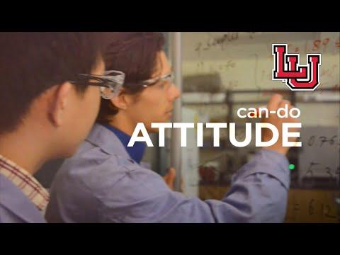 Can-Do Attitude | #WeAreLU