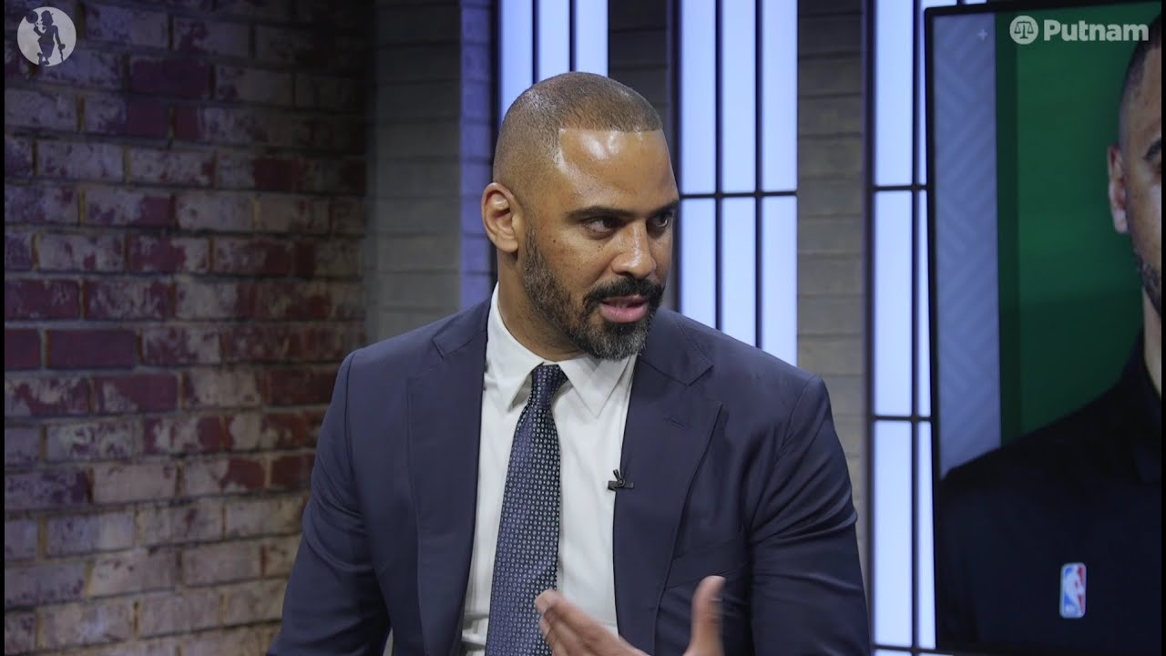 Ime Udoka Sits Down To Discuss His New Role As Celtics Head Coach