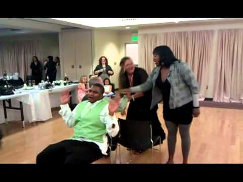 Keys Wedding - Musical Chairs (funny!!)