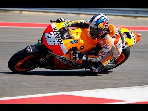 Honda MotoGP Pre-Season Testing - Austin 2013 - Event Recap