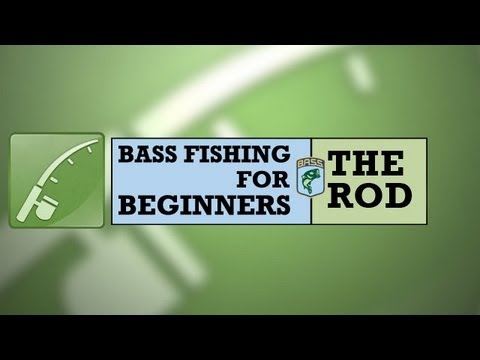 Bass fishing for beginners the rod youtube for Fishing for beginners