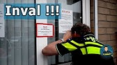 Politie INVAL in Rotterdam   Mark Bij Politie