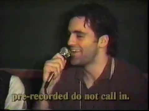 Rob & Stan Melanson on Fury Hotline - 1995-96 season