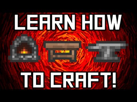 Terraria - Crafting 101 Learn how to craft in Terraria - Terraria HERO Terraria Wiki