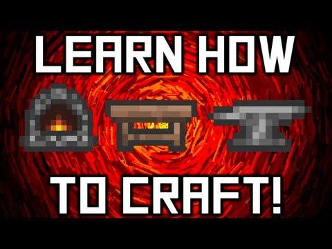 Terraria - Crafting 101 Learn How To Craft In Terraria - Terraria HERO Terraria Wiki