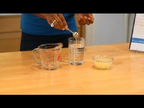 Can You Make Homemade Alkaline Water Using Lemons? : Veggies & Fruit