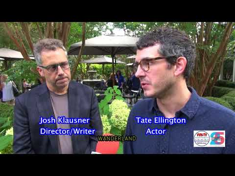 WANDERLAND Filmmaker  on VVH TV at HIFF 2017