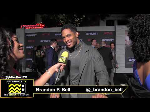 Brandon P. Bell shares his thoughts on Netflix's Bright