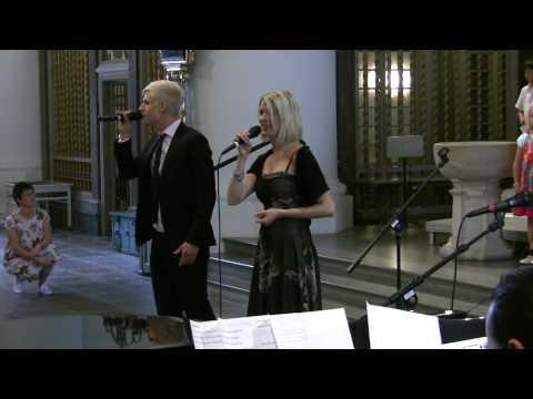 The Prayer - Jonathan Fagerlund & Emma Bohman