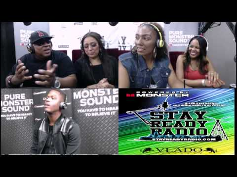 STAY READY RADIO APRIL 22, 2015 EPISODE 15 WITH SPECIAL GUEST QUINCY