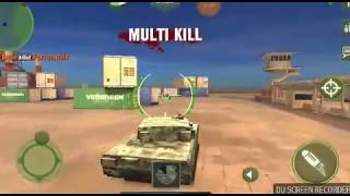 War Machines Tank Shooter Game - 25 kills Clan:Team India
