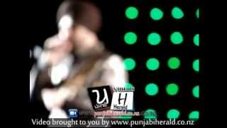 jazzy b and sukhshinder shinda live in concert new zealand 2012