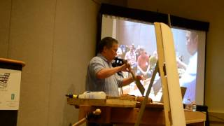 Woodworking In America 2014 Class Montage - Part 2